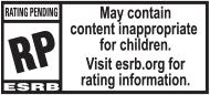 ESRB rate pending