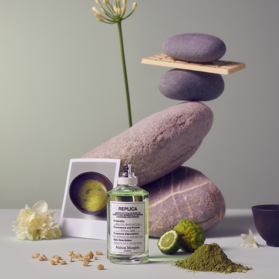 REPLICA Matcha Meditation product media