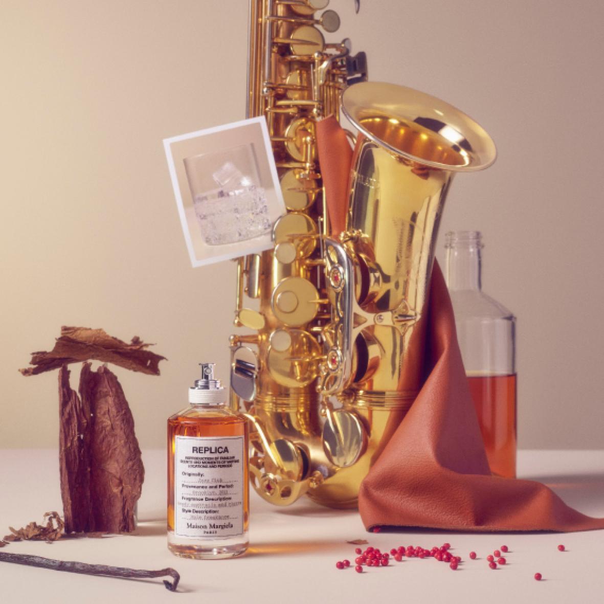 REPLICA Jazz Club product media