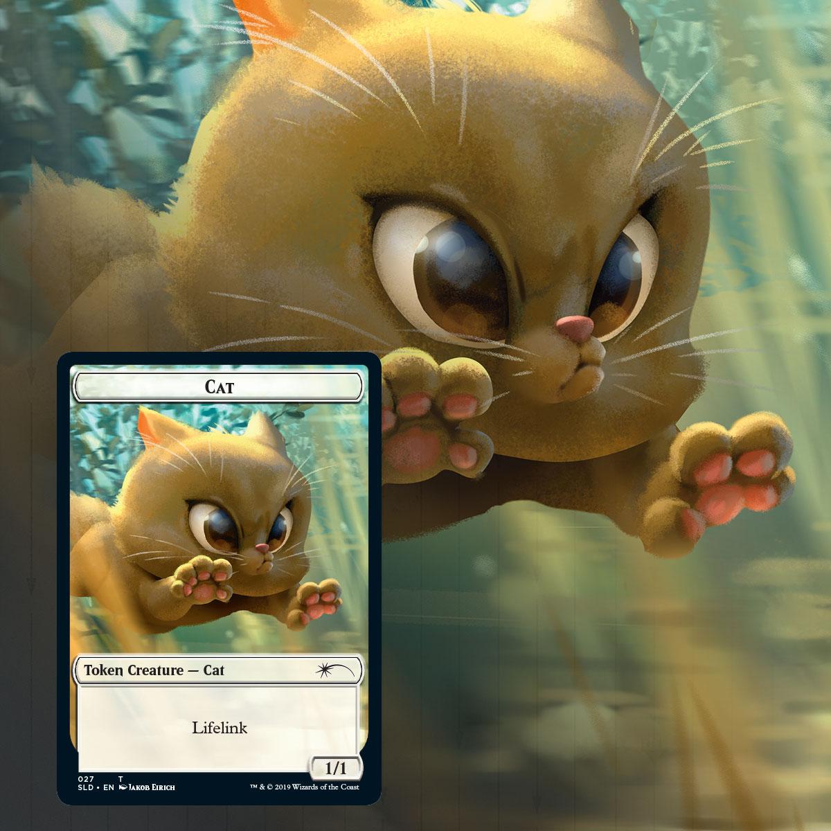 Kitties secret lair SEALED OMG
