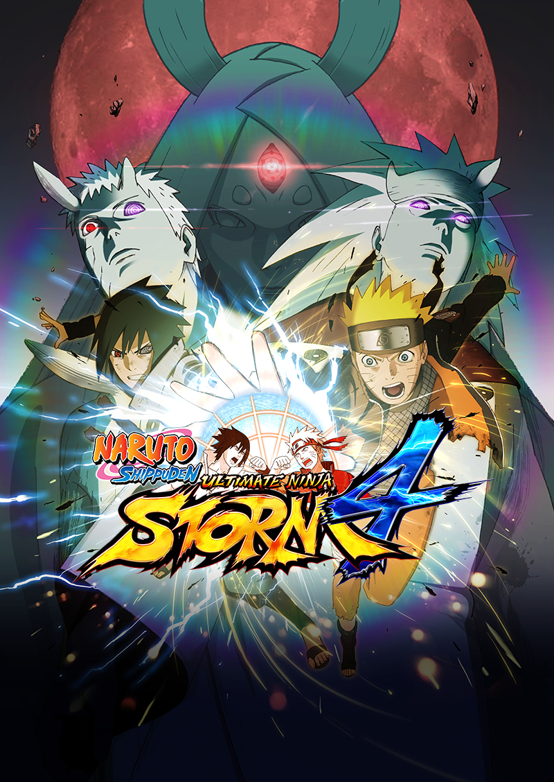 NARUTO SHIPPUDEN: ULTIMATE NINJA STORM 4 [PC Download] | Bandai Namco Store  Europe