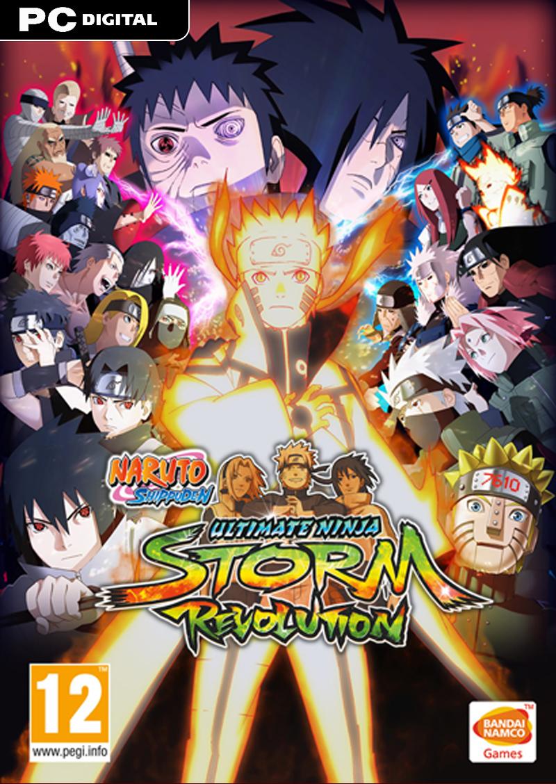 Naruto Shippuden Ultimate Ninja Storm Revolution Pc Download