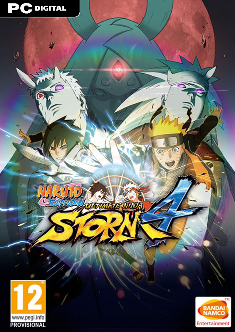 naruto ultimate ninja storm 3 full burst pc requirements