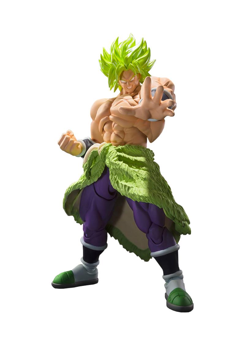 S.H.Figuarts Super Saiyan Broly Full Power Dragon Ball Figure Bandai IN STOCK