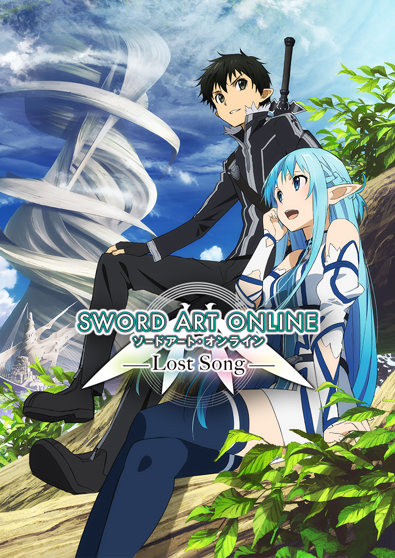 Sword Art Online Lost Song Pc Download Bandai Namco Store Europe