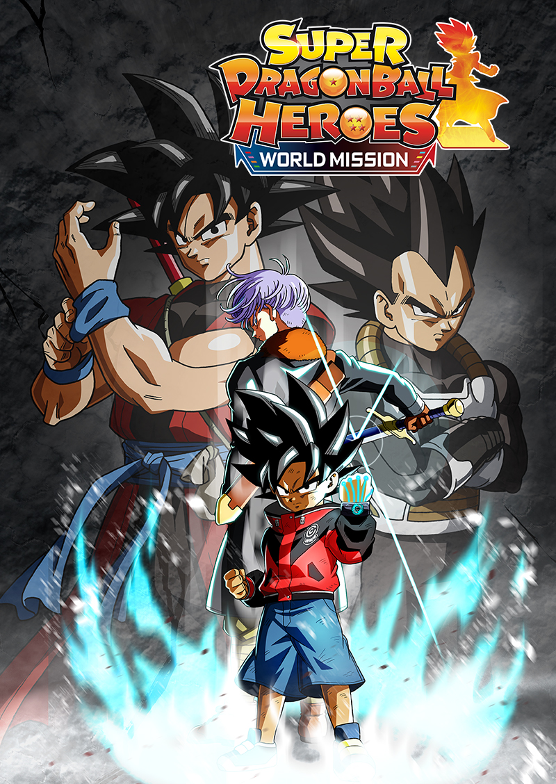 Download SUPER DRAGON BALL HEROES WORLD …