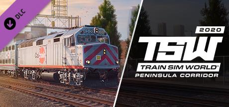 Train Sim World®: Peninsula Corridor: San Francisco - San Jose Route Add-On    Dovetail Store