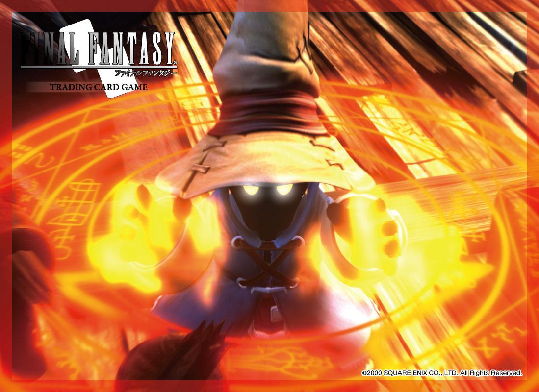 Final Fantasy IX Djidane Set de démarrage FF TCG