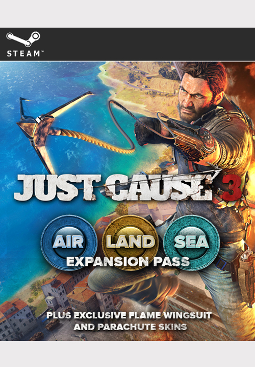 just cause 3 download key