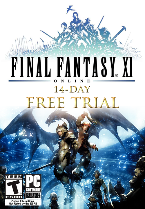 FINAL FANTASY® XI: FREE TRIAL [PC DOWNLOAD] | Square Enix Store