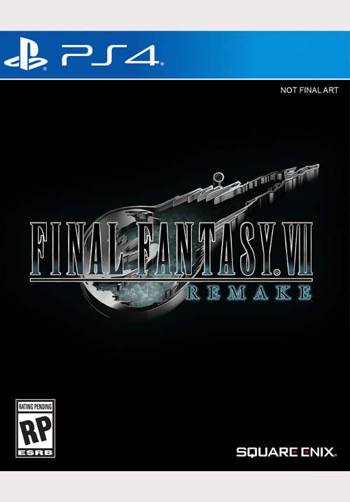 FINAL FANTASY® VII REMAKE - 1ST CLASS EDITION [PS4]