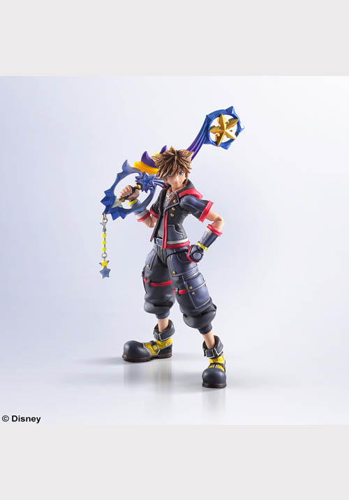 Kingdom Hearts Ii Bring Arts Sora Halloween Town Version Action