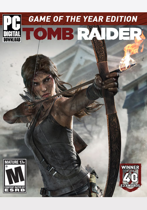 TOMB RAIDER: GAME OF THE YEAR [Steam] | Square Enix Store