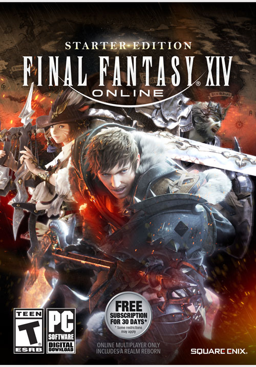 FINAL FANTASY® XIV ONLINE STARTER EDITION [PC DOWNLOAD]