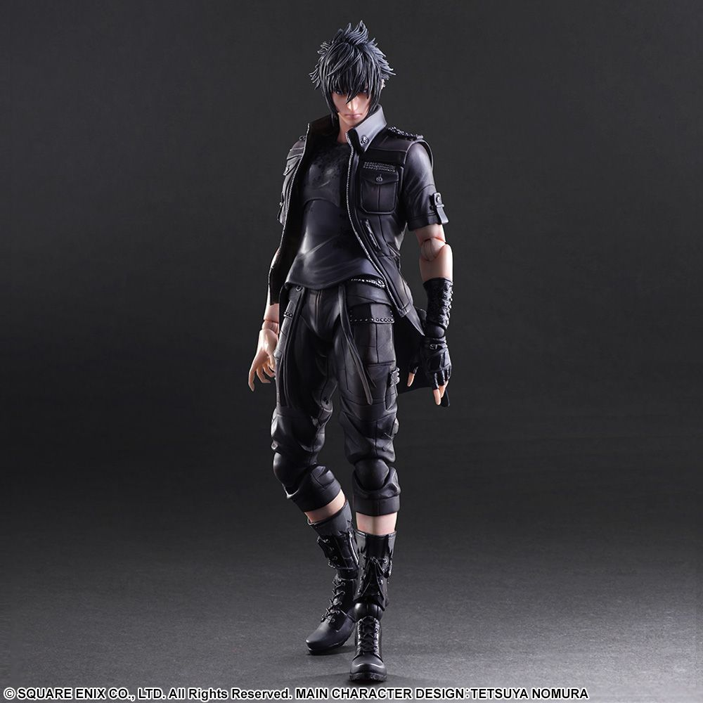 no box New Square Enix Play Arts Final Fantasy XV Ignis Action Figure