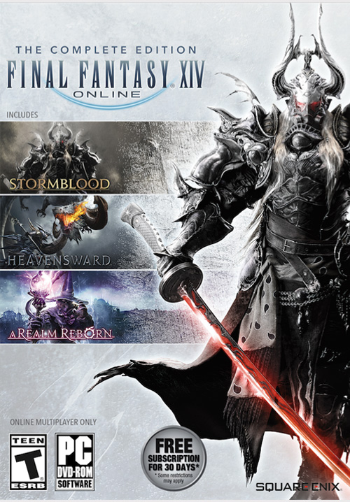 ff14 complete edition pc how to download dlc