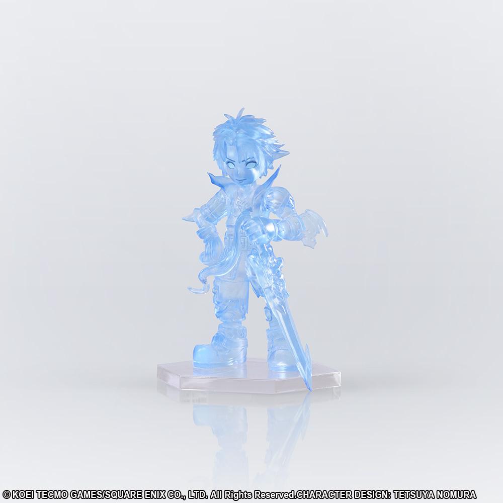 Tidus Dissidia Opera Omnia Trading Arts Mini Figure NEW