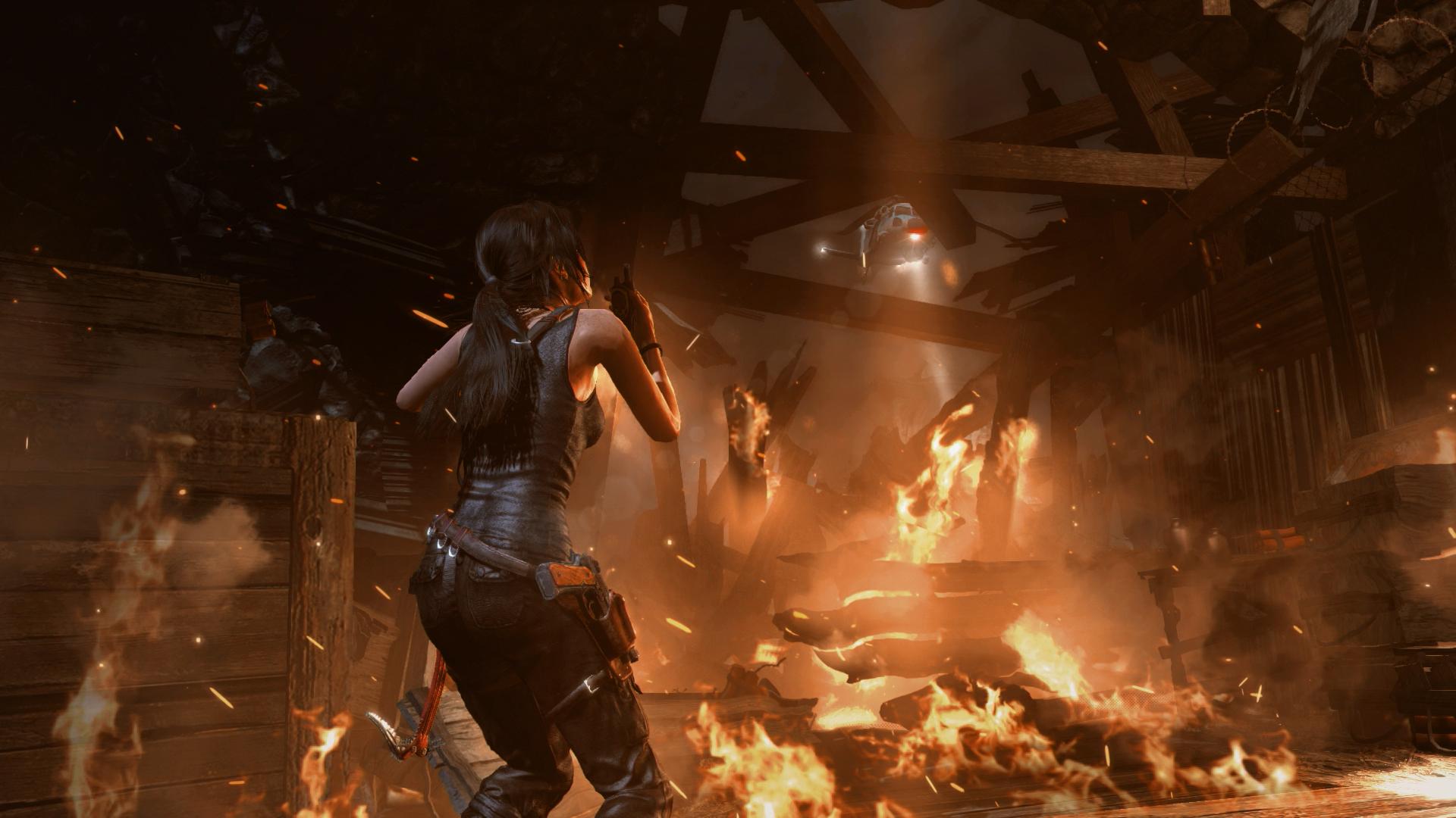 Tomb Raider Definitive Edition Ps4 Square Enix Store
