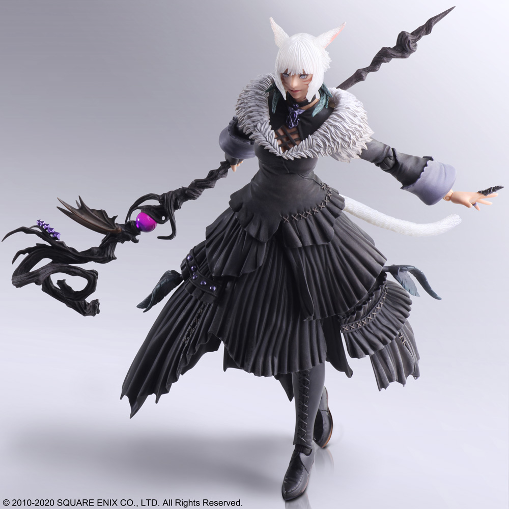Square Enix Final Fantasy XIV Yshtola Bring Arts Action Figure