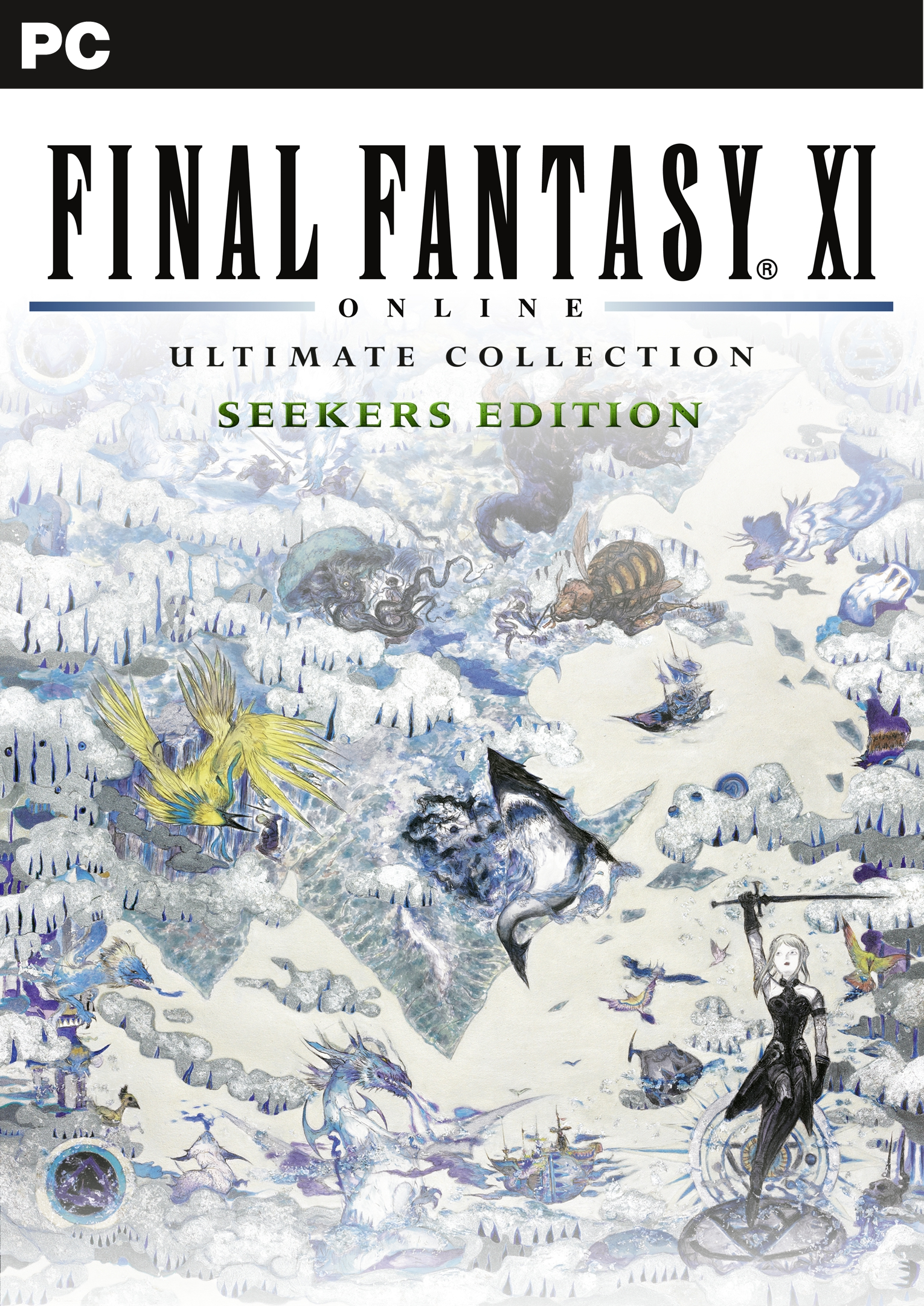 Ffxi Ultimate Collection Seekers Edition Pc Download