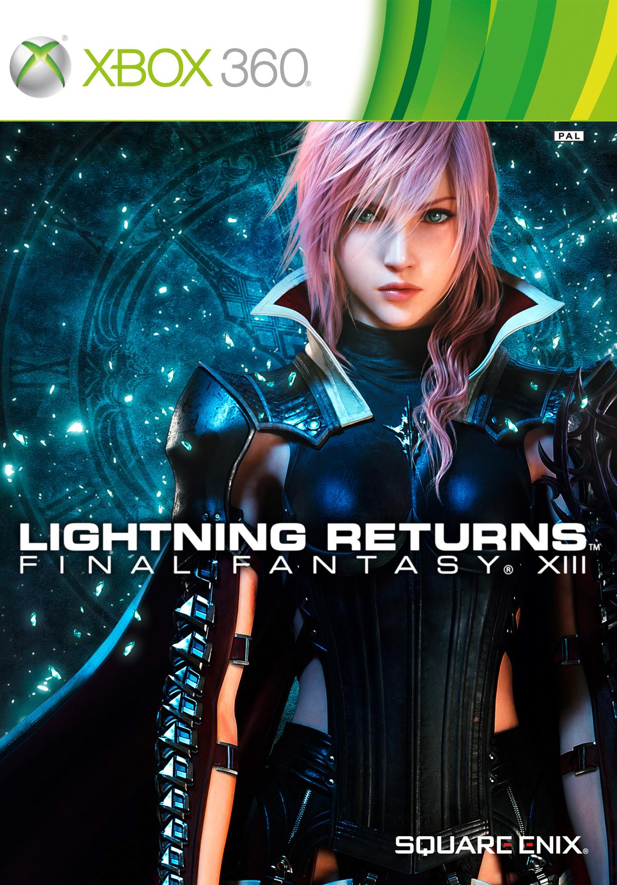 Lightning Returns: Final Fantasy XIII - New PC Screenshots
