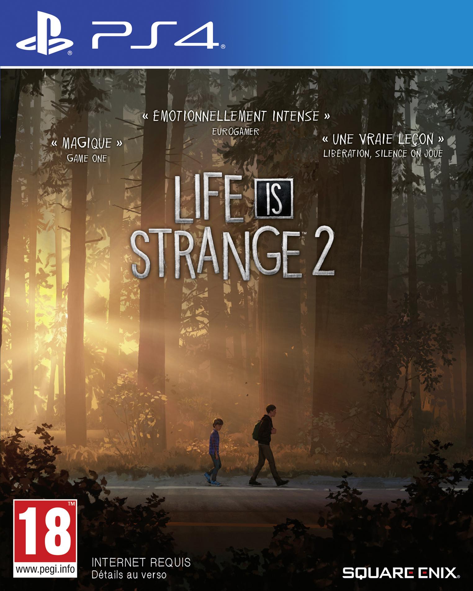 LIFE IS STRANGE 2 3e967fa3fd95bd93298a00caee957071