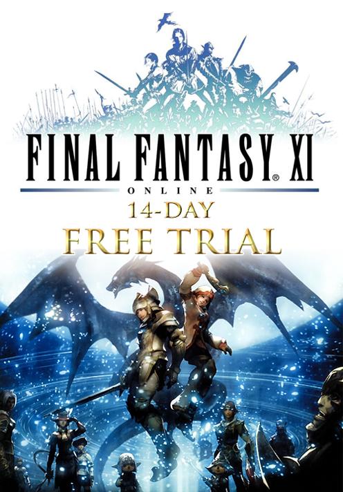 FINAL FANTASY® XI: FREE TRIAL [PC Download] | Square Enix Store