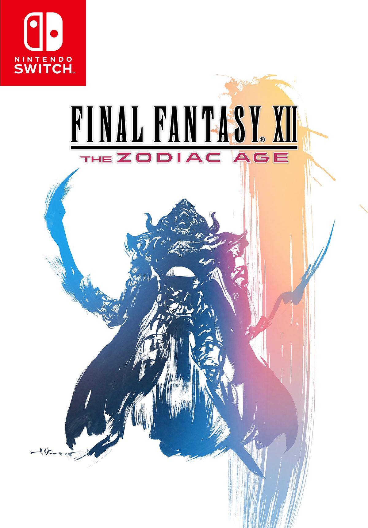 FINAL FANTASY XII: THE ZODIAC AGE [NINTENDO SWITCH]