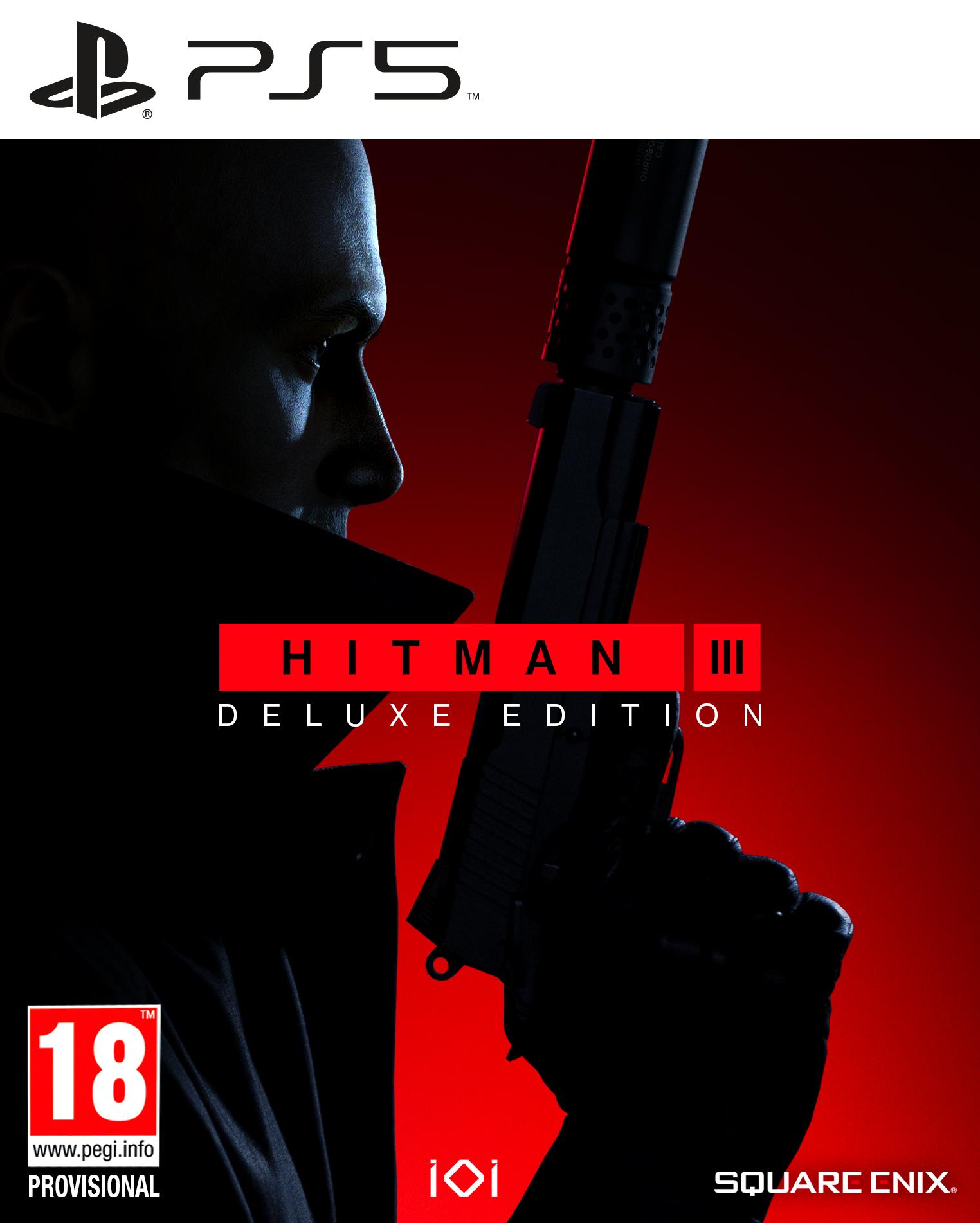 HITMAN III DELUXE EDITION PS5 | Square Enix Boutique