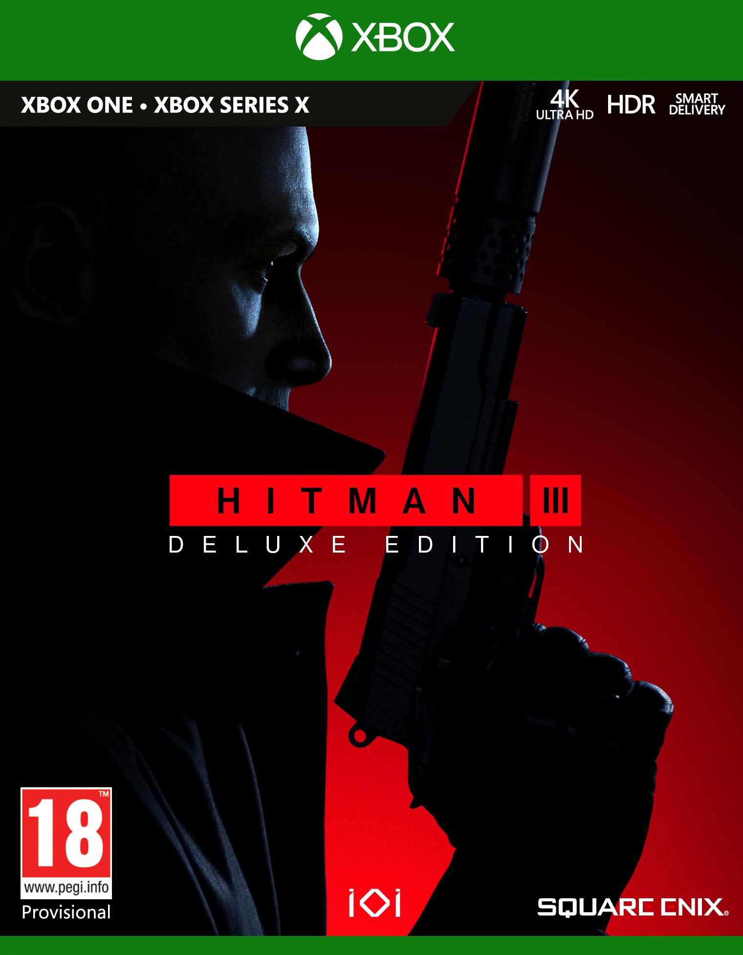 HITMAN III DELUXE EDITION XBOX X | Square Enix Store