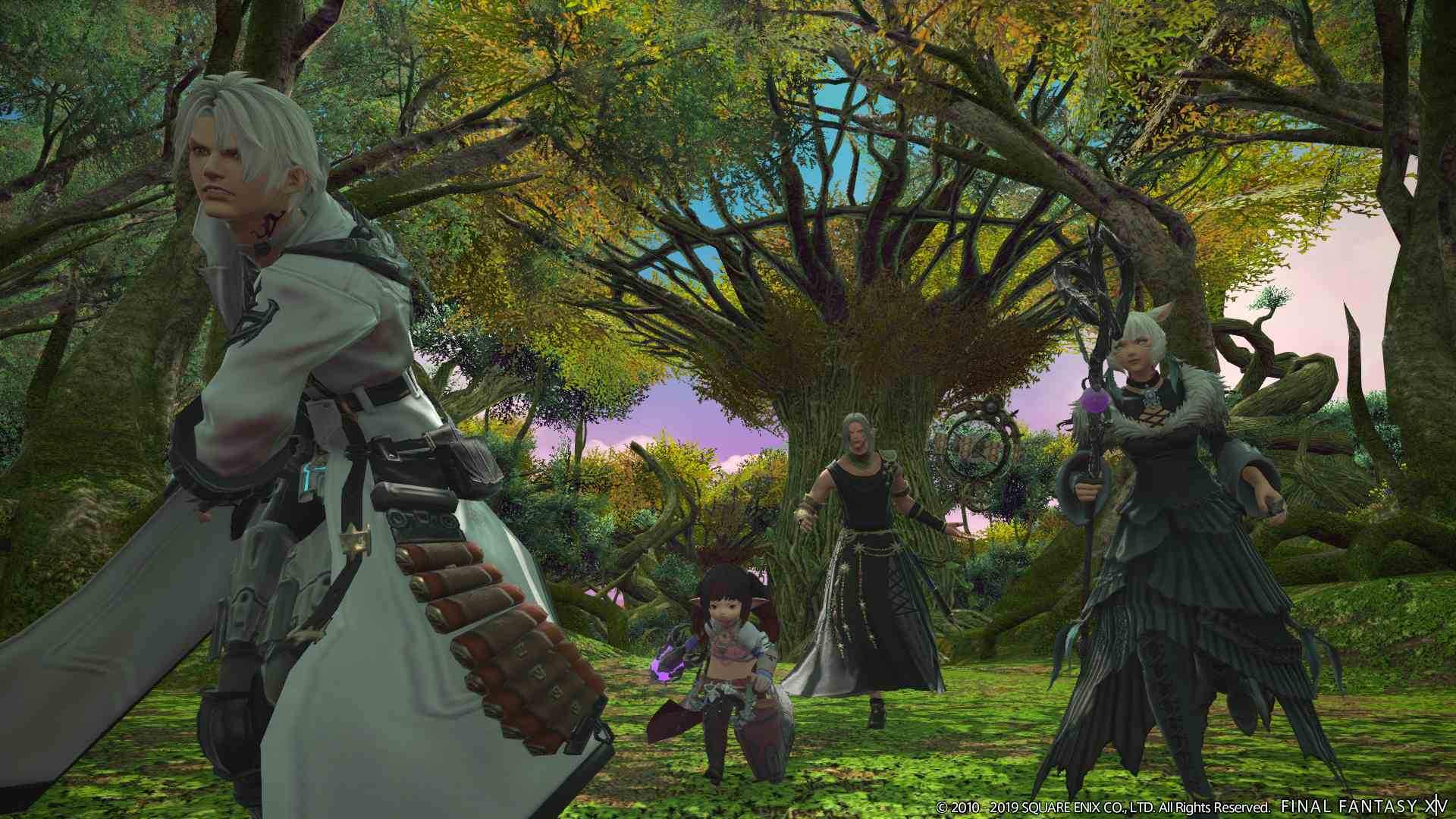 Final Fantasy Xiv Online Complete Edition Pc Download Square