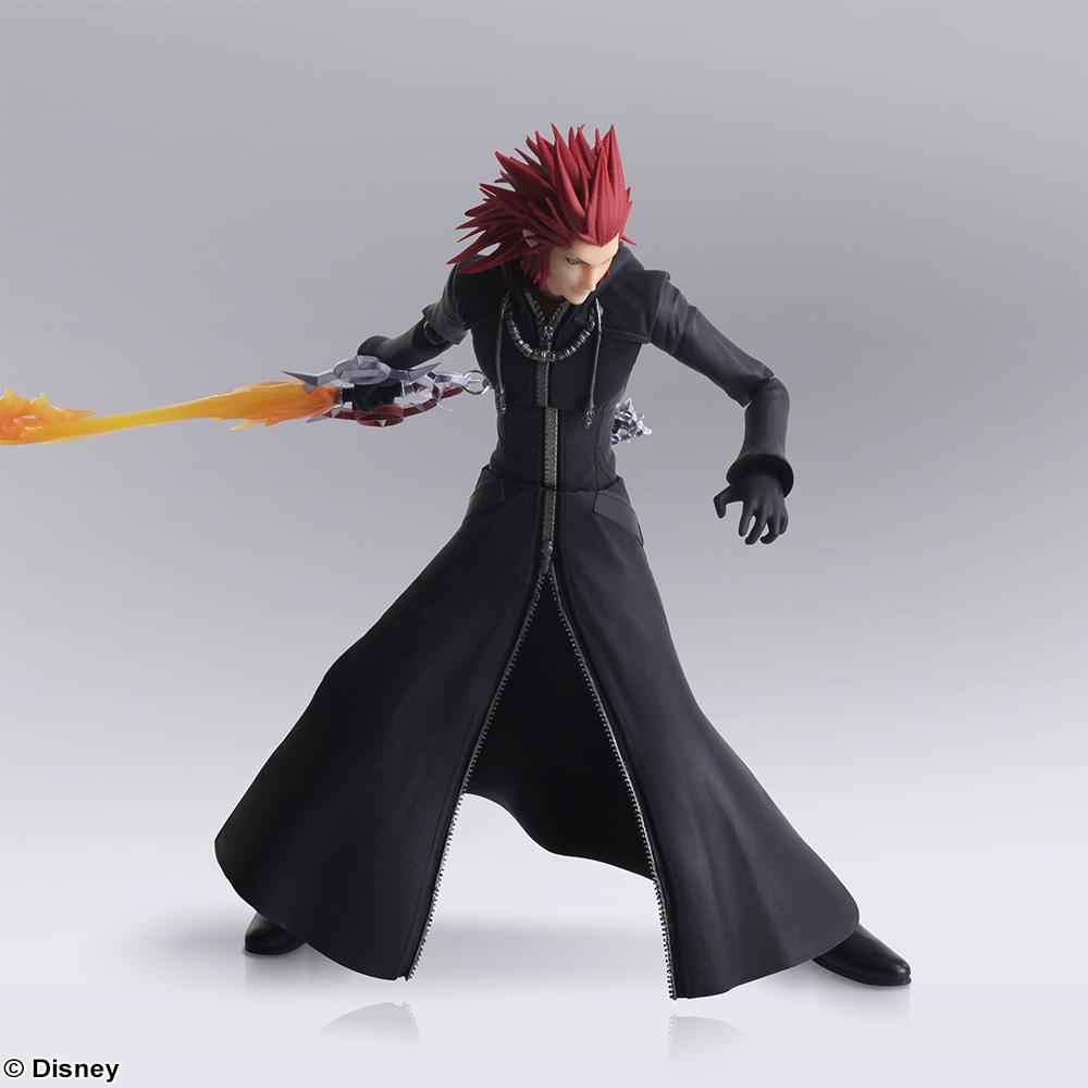 Square Enix KINGDOM HEARTS III BRING ARTS Axel Action Figure