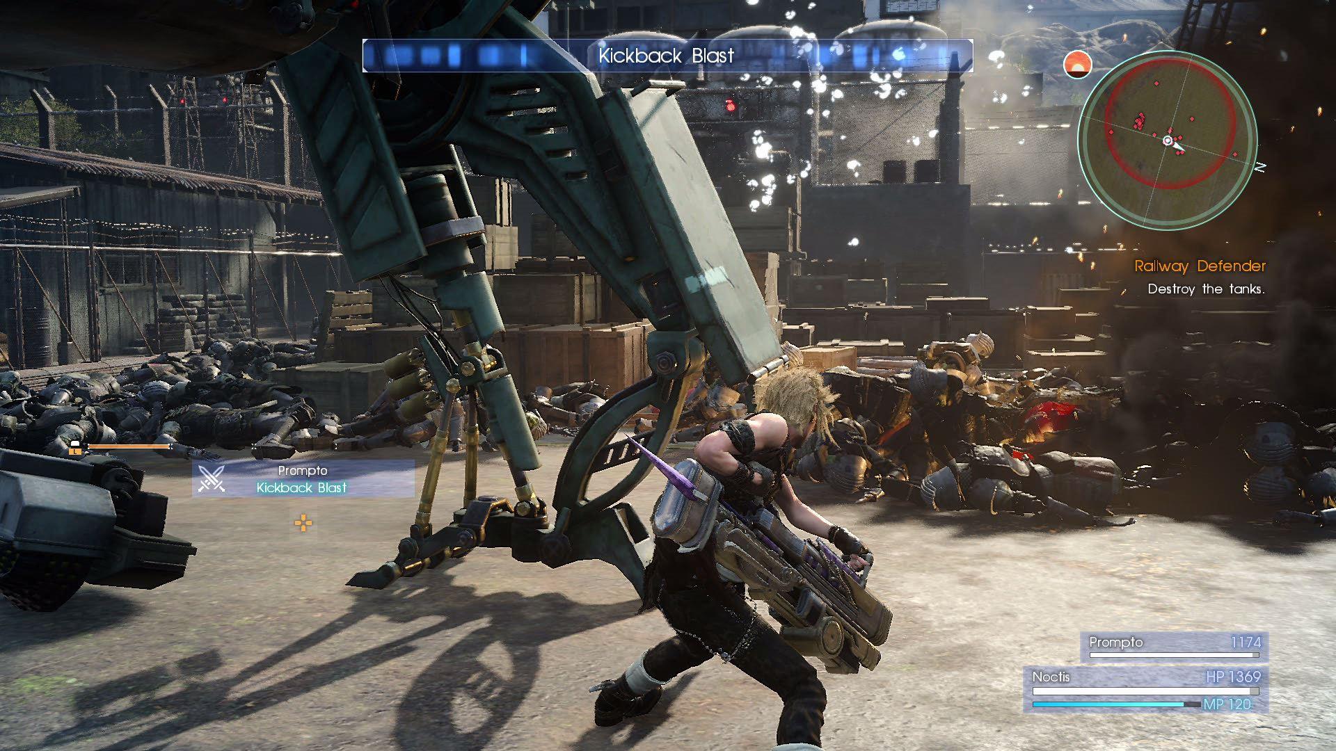 Hasil gambar untuk gambar game final fantasy XV