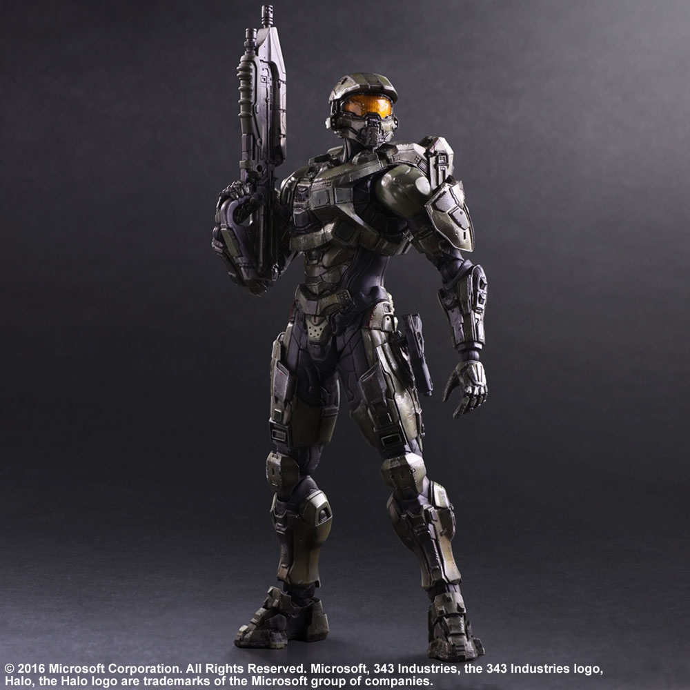 HALO 5 GUARDIANS PLAY ARTS KAI [Master Chief]