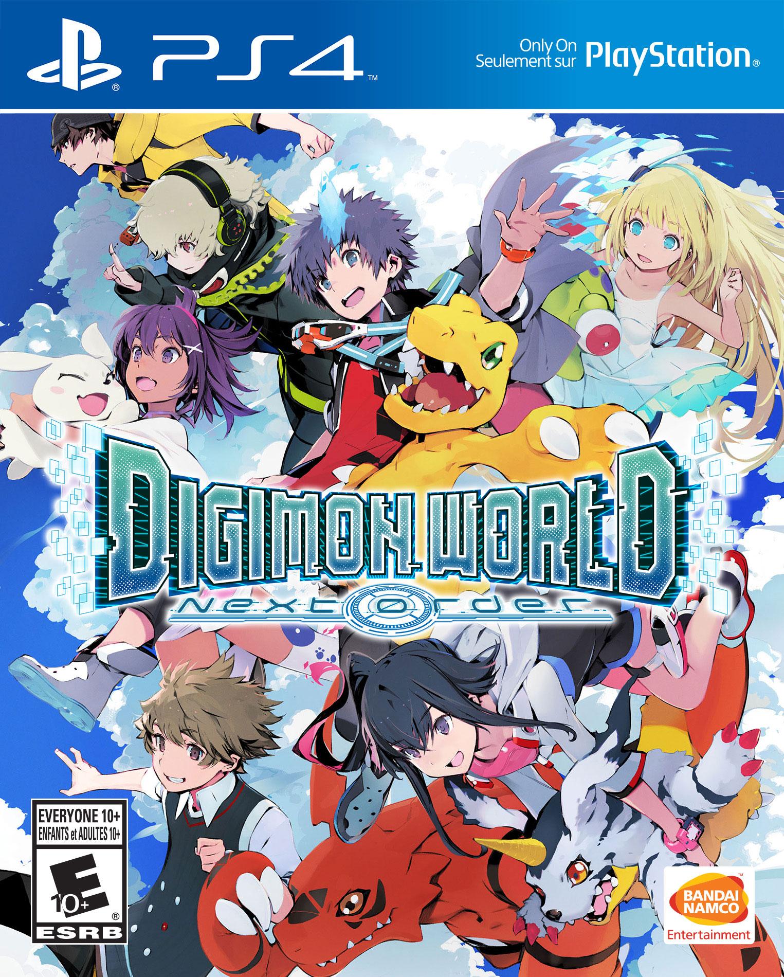 Digimon World: Next Order (PlayStation 4) - Bandai Namco Store