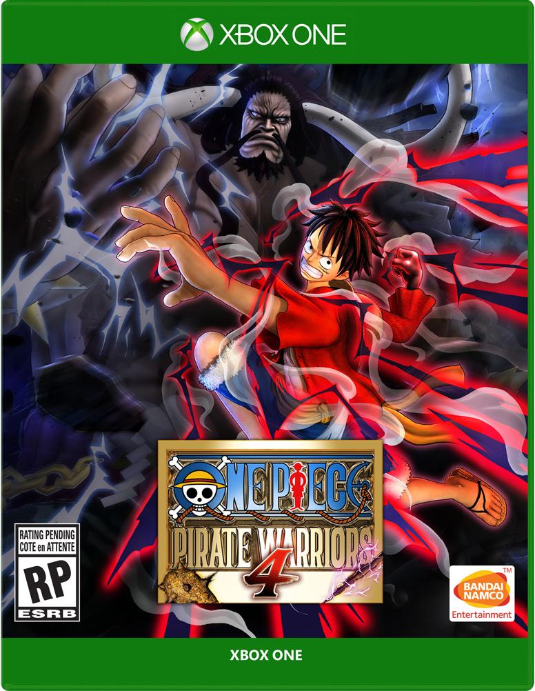 ONE PIECE: PIRATE WARRIORS 4 (Xbox One)   Bandai Namco Store