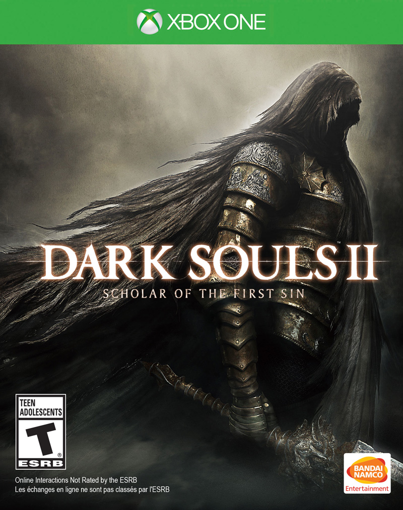 Dark Souls Ii Scholar Of The First Sin Xbox One Bandai Namco Store
