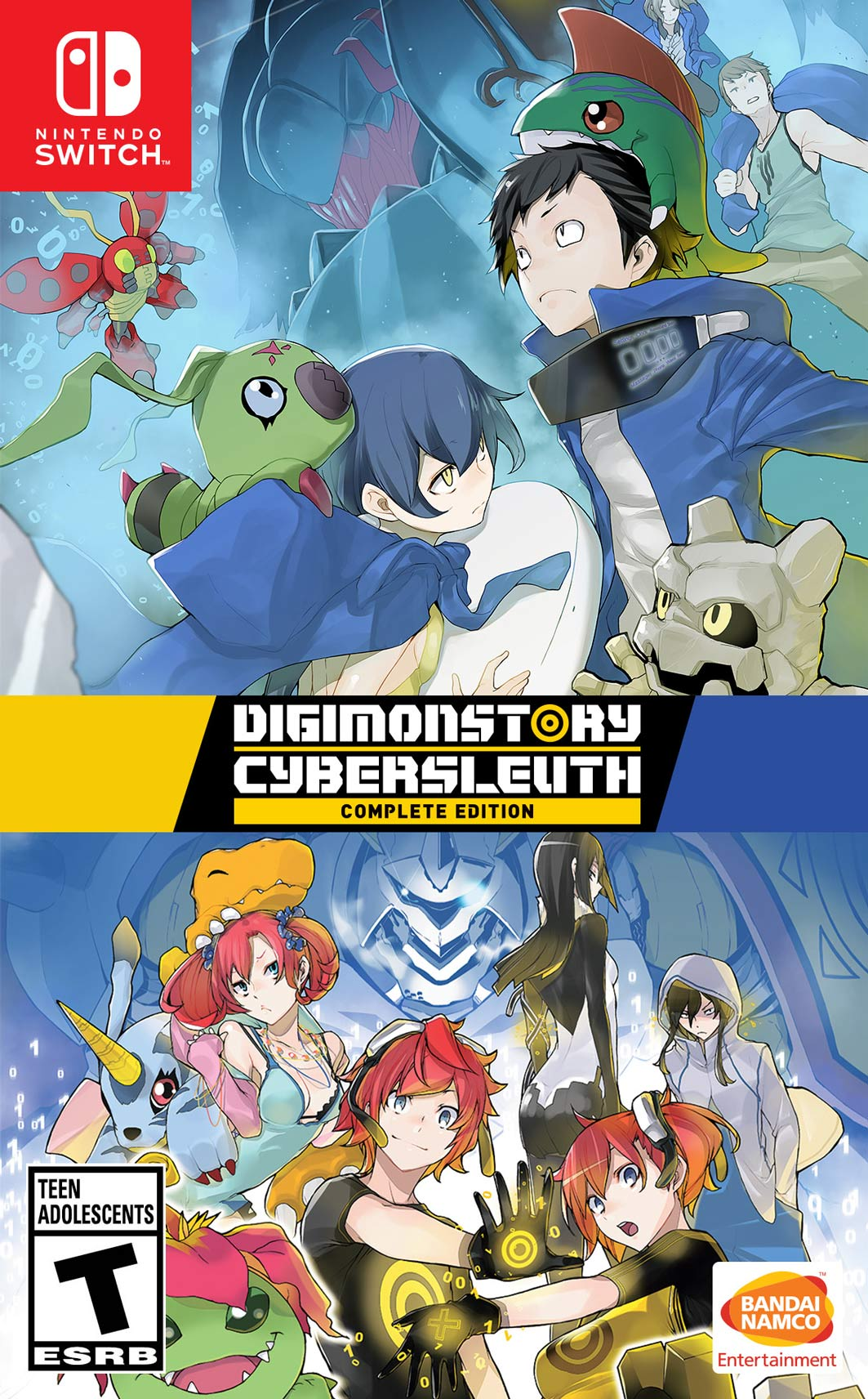 Image result for Digimon Story: Cyber Sleuth