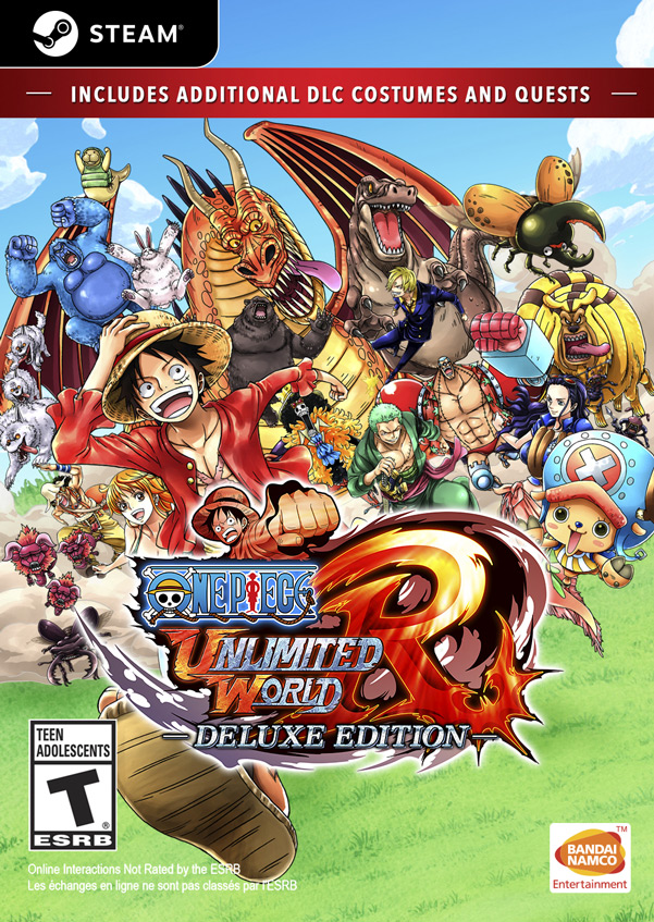 ONE PIECE Unlimited World Red Deluxe Edition(Steam Key)  fd36376d3781