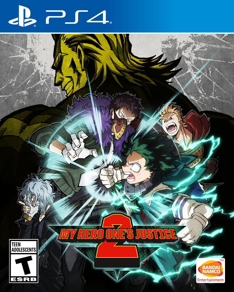My Hero One's Justice 2 Collector's Edition (Playstation 4