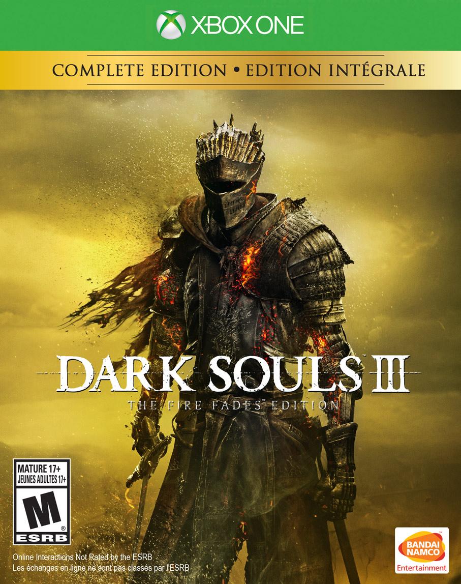 Dark Souls III: The Fire Fades (Xbox One) | Bandai Namco Official Store |  Bandai Namco Store