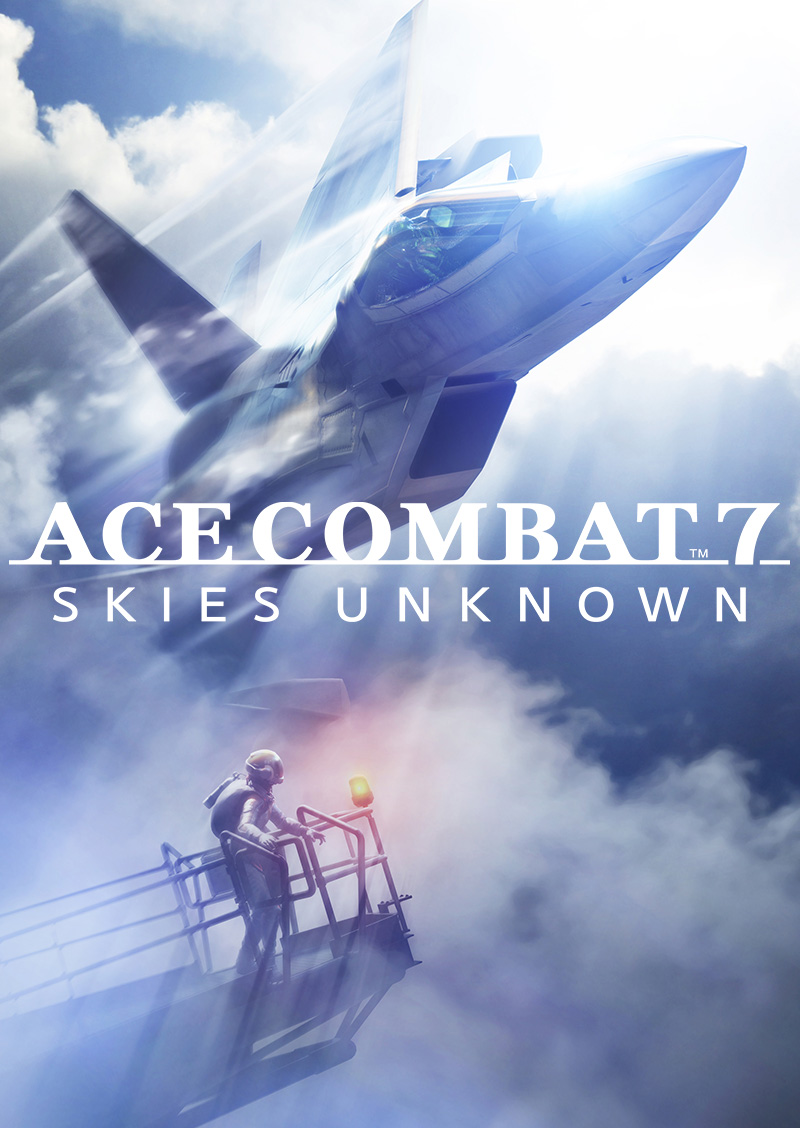 brand new 15e3b 87dbb ACE COMBAT 7  SKIES UNKNOWN EXCLUSIVE PACK