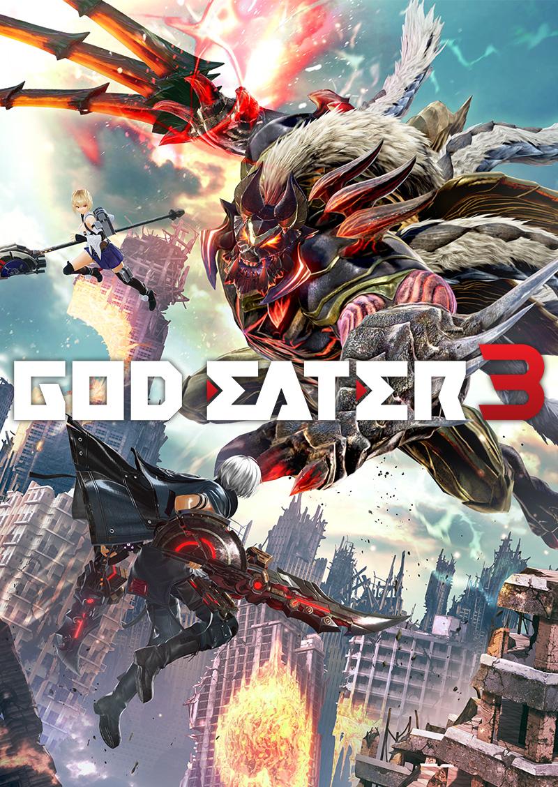 The Best God Eater Wallpaper  JPG
