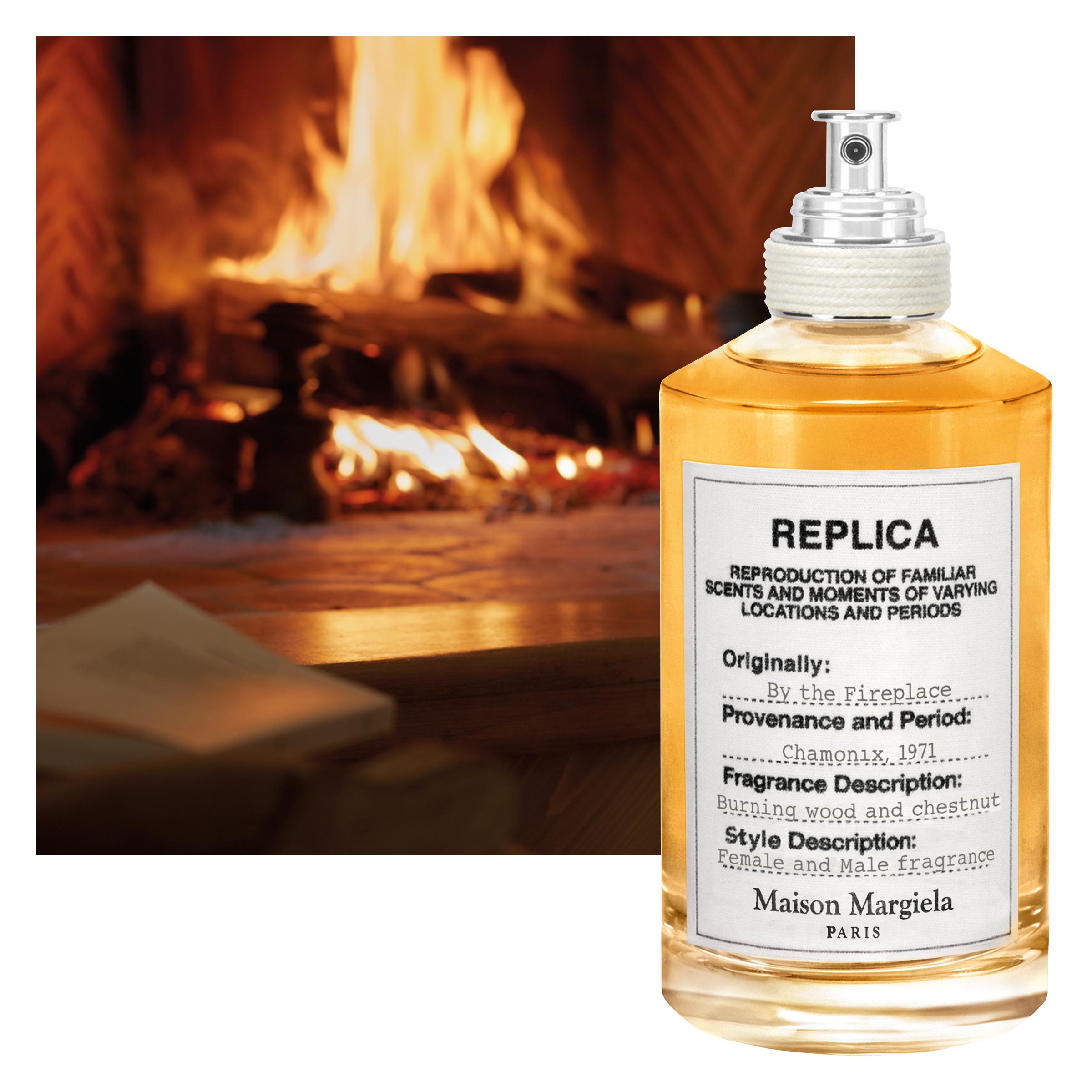 Replica By The Fireplace Maison Margiela