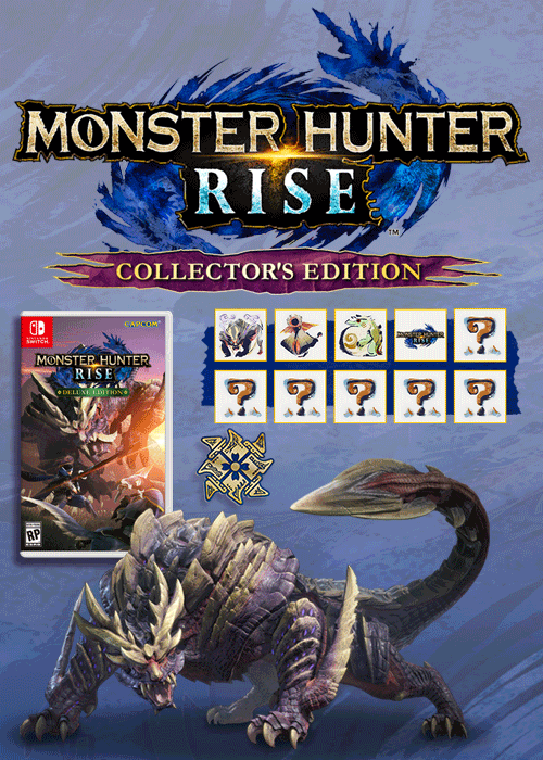Monster Hunter Rise – Collector's Edition