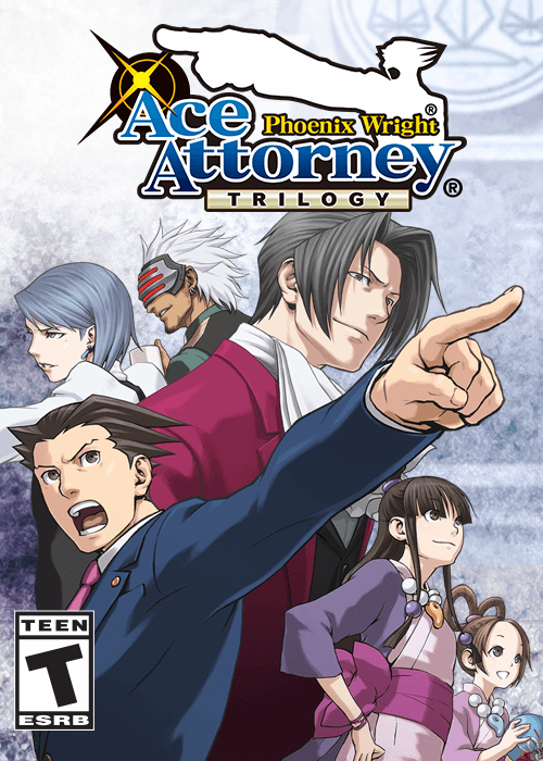 Book:Ace Attorney series