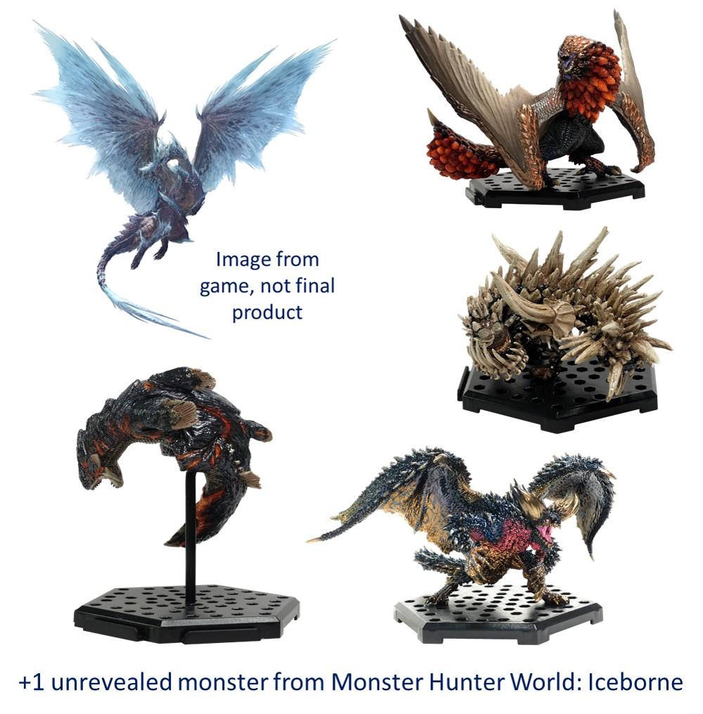 Monster Hunter Figurine Bundle (Vol  14) [FIGURE]