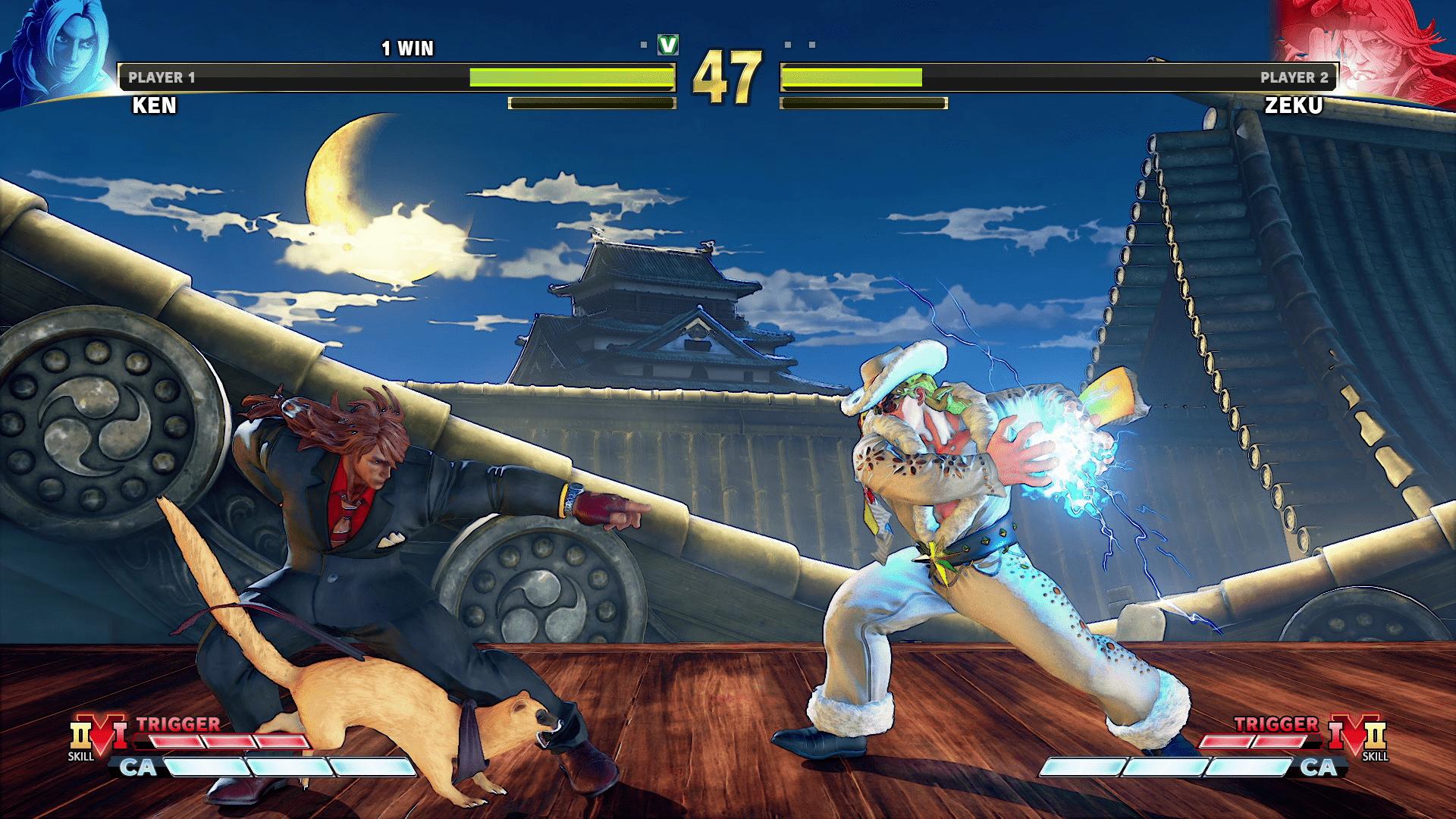 Street Fighter V Champion Edition Playstation 4 Title