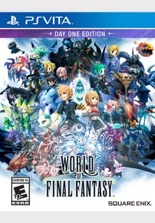 PSP/PS VITA | Square Enix Store